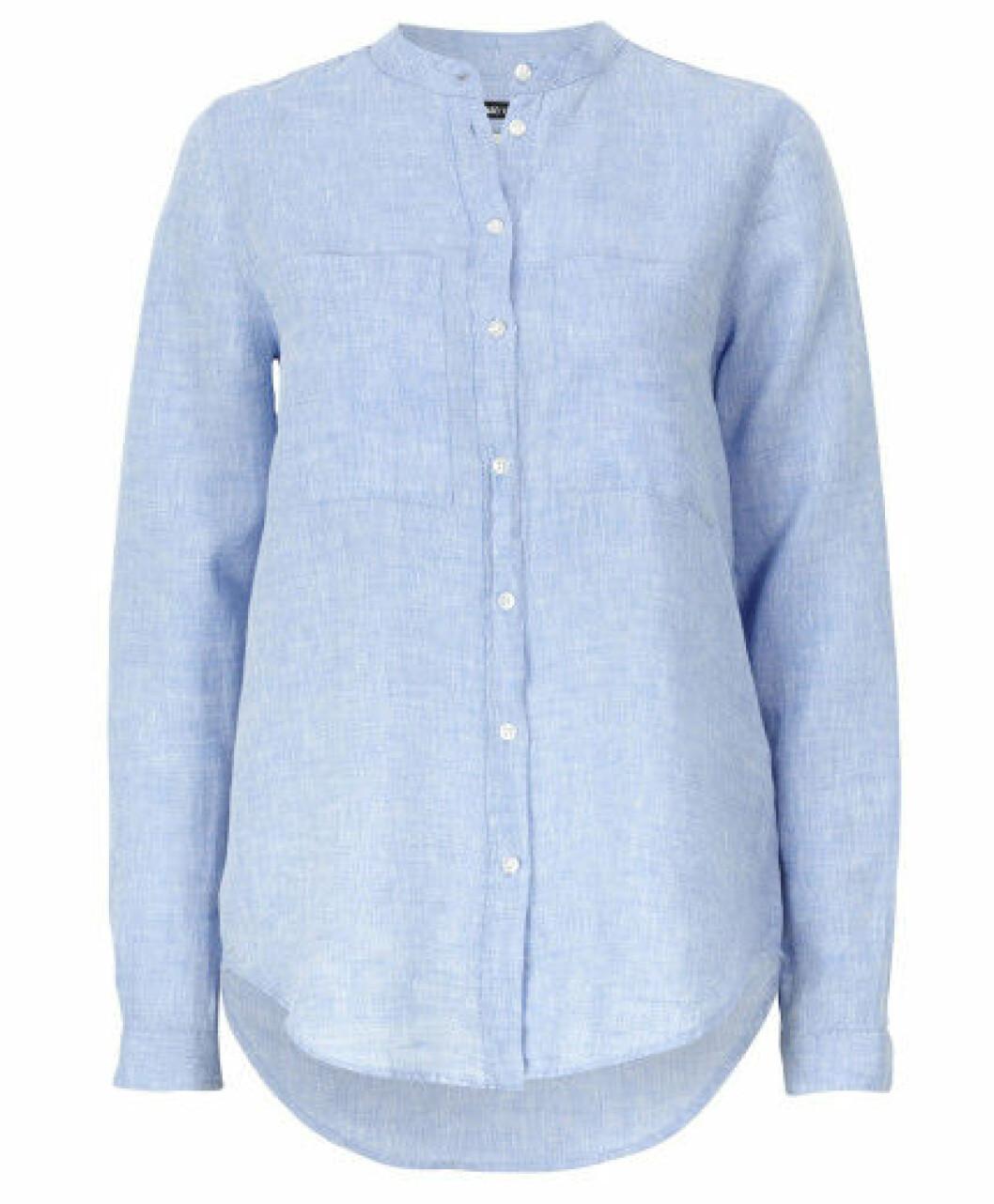 gina tricot skjorta 2016