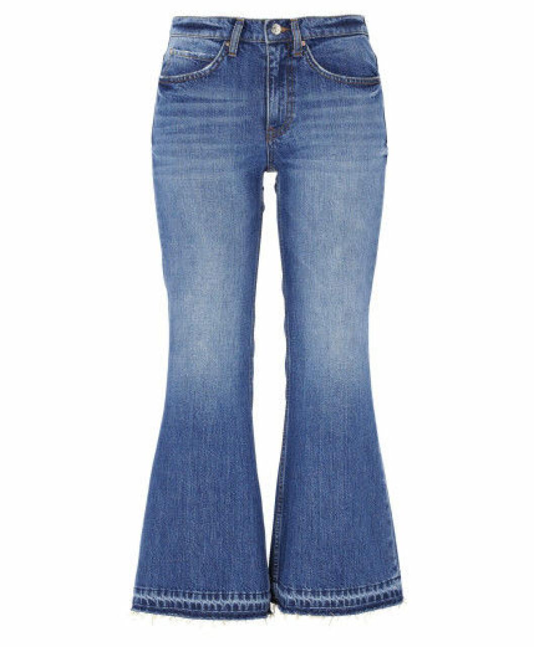 Utsvängda jeans, Gina Tricot, 599 kr