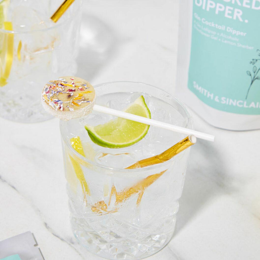 Gincredible dipper - en gin och tonic-klubba!