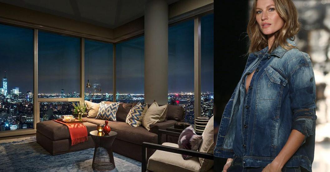 gisele lägenhet new york