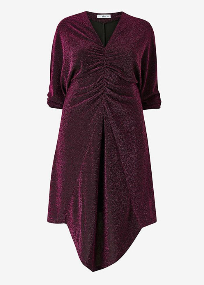 glittrig klänning från kakan x ellos