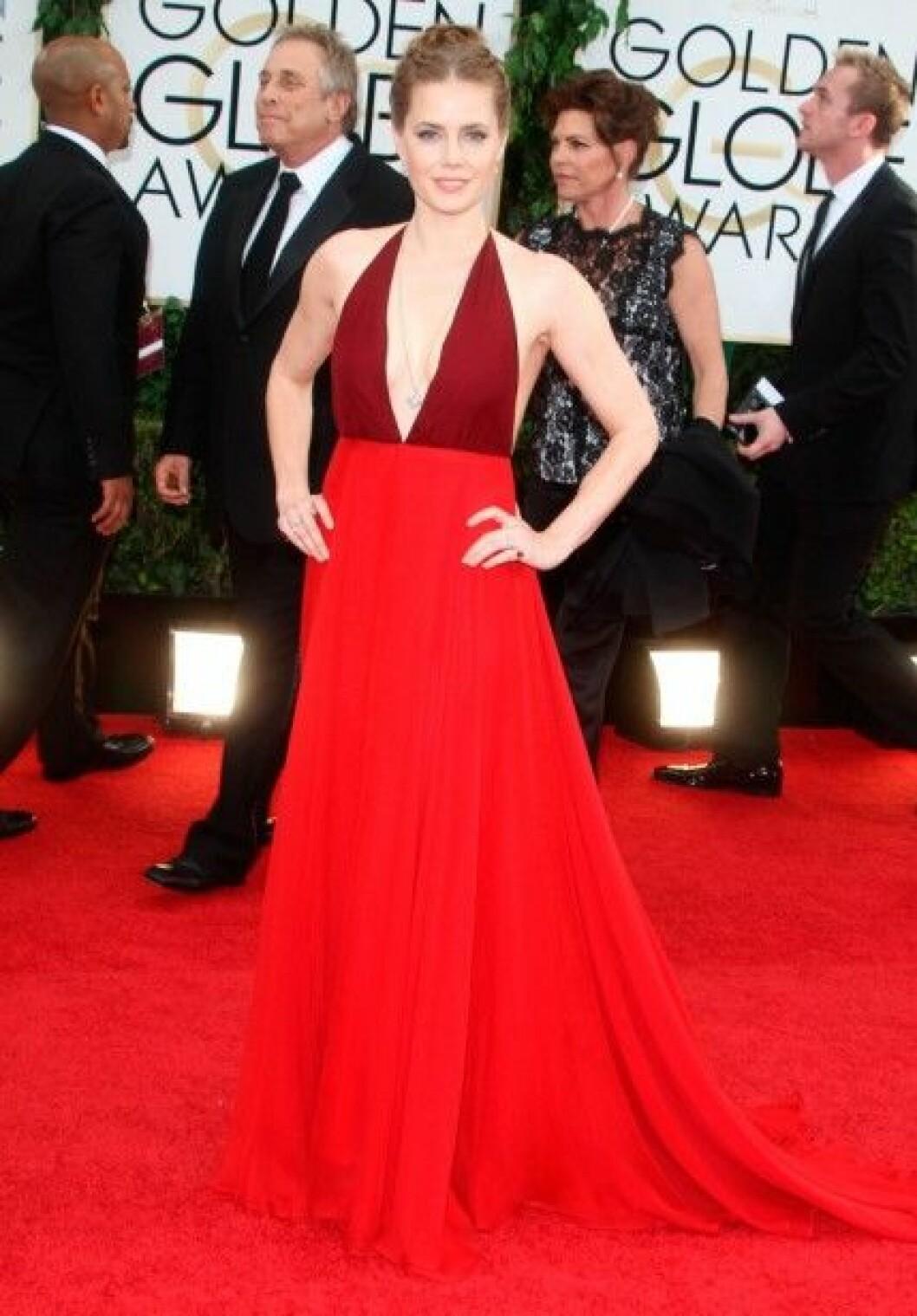 Amy Adams i Valentino Couture.