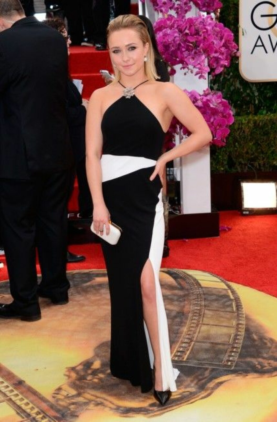 Hayden Panettiere i Tom Ford.