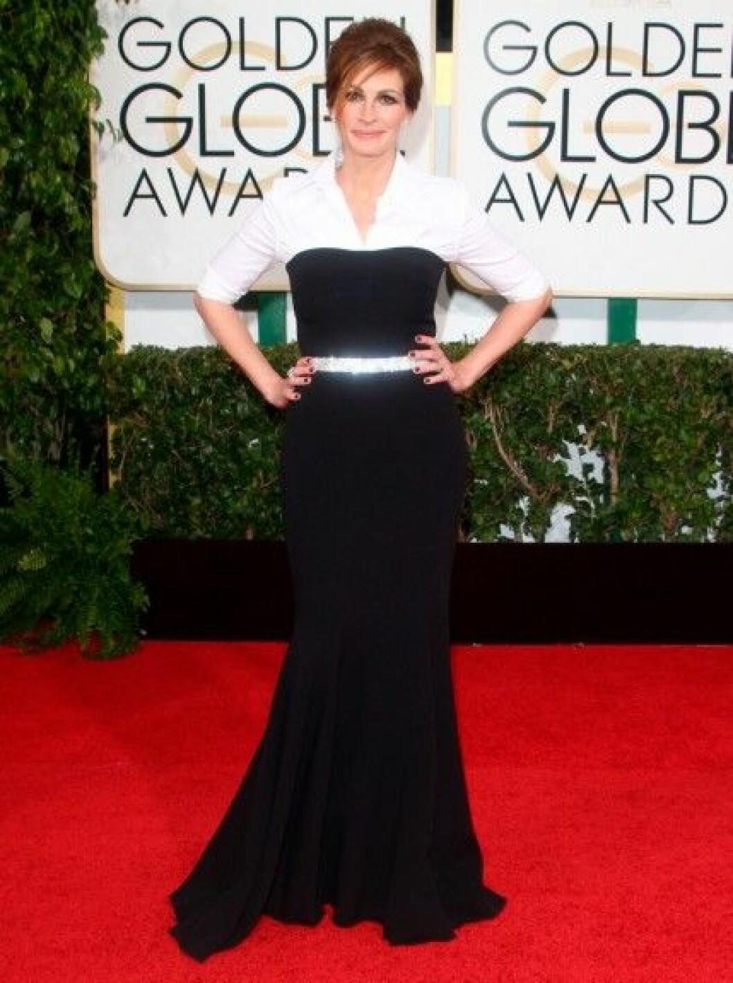 Julia Roberts i Dolce & Gabbana.