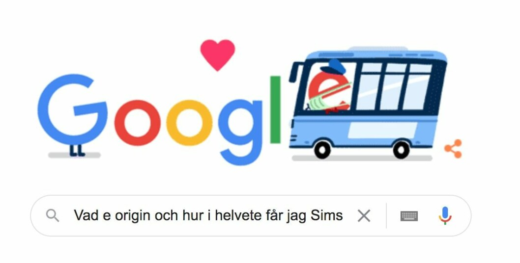Google The Sims 4