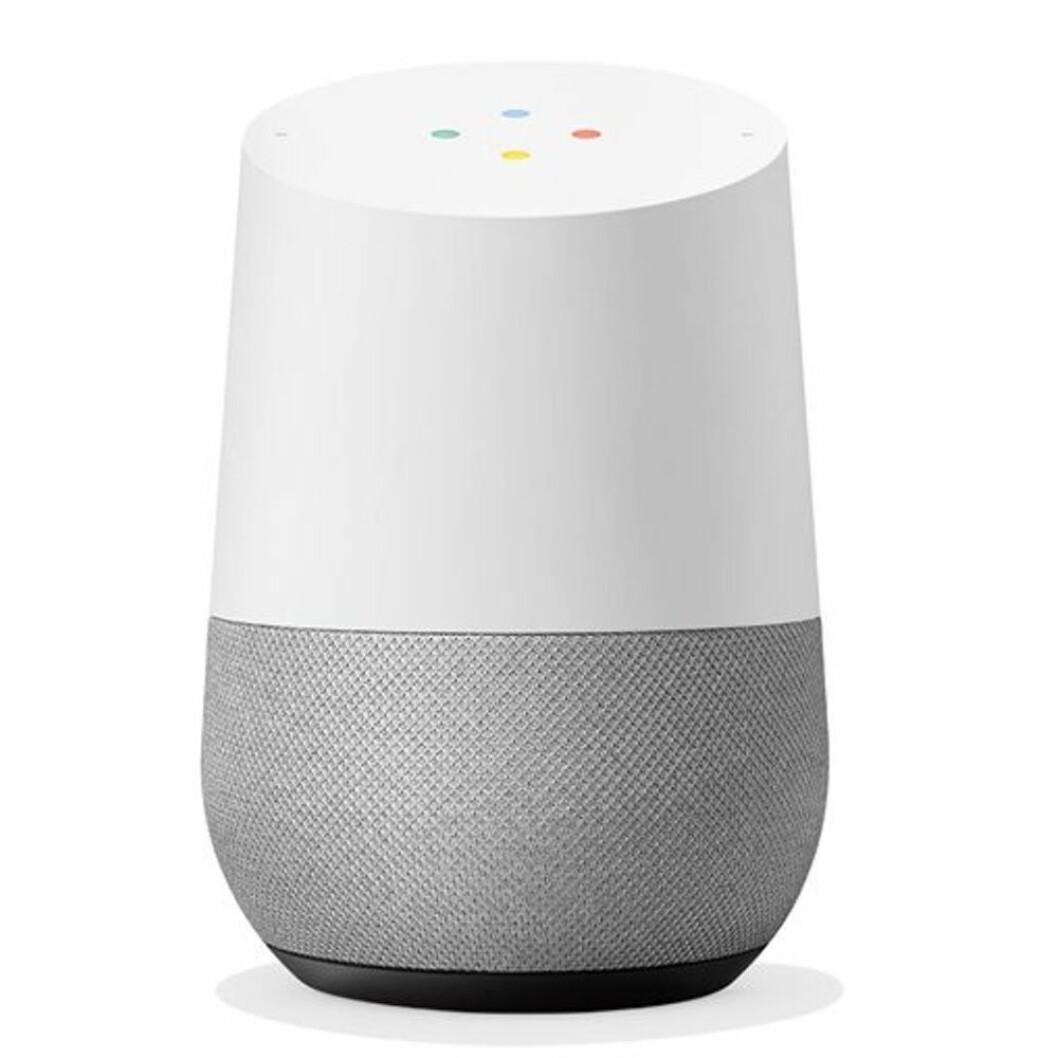 Google home trådlös
