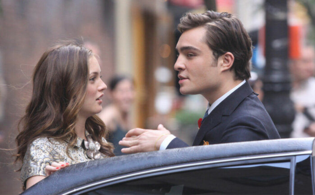 Chuck Blair Gossip Girls
