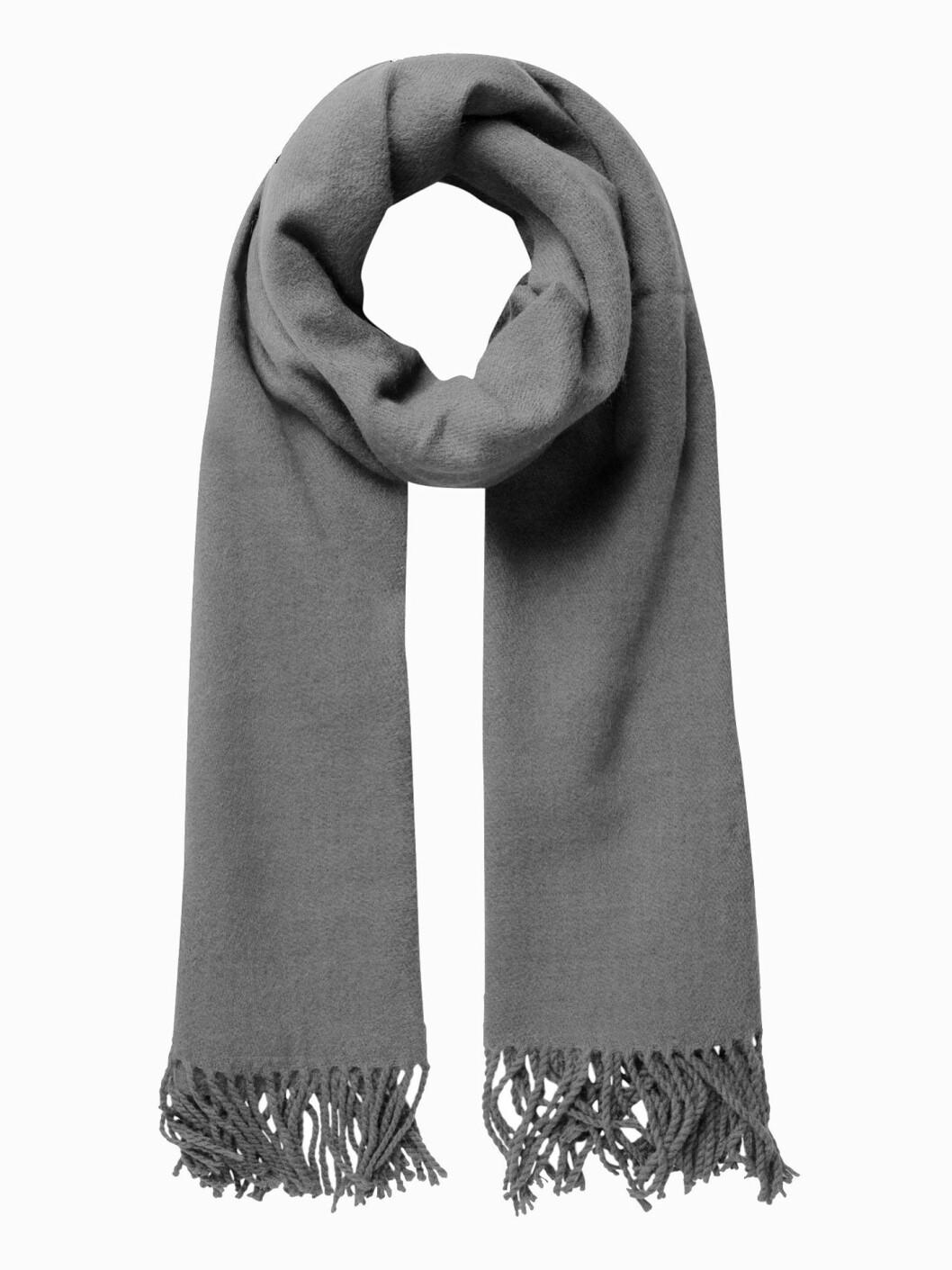 grå halsduk hösten 2016