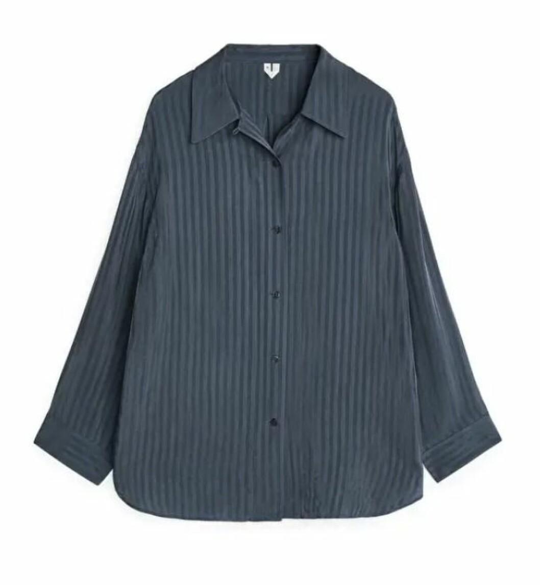 Grå pyjamasskjorta för dam till 2019