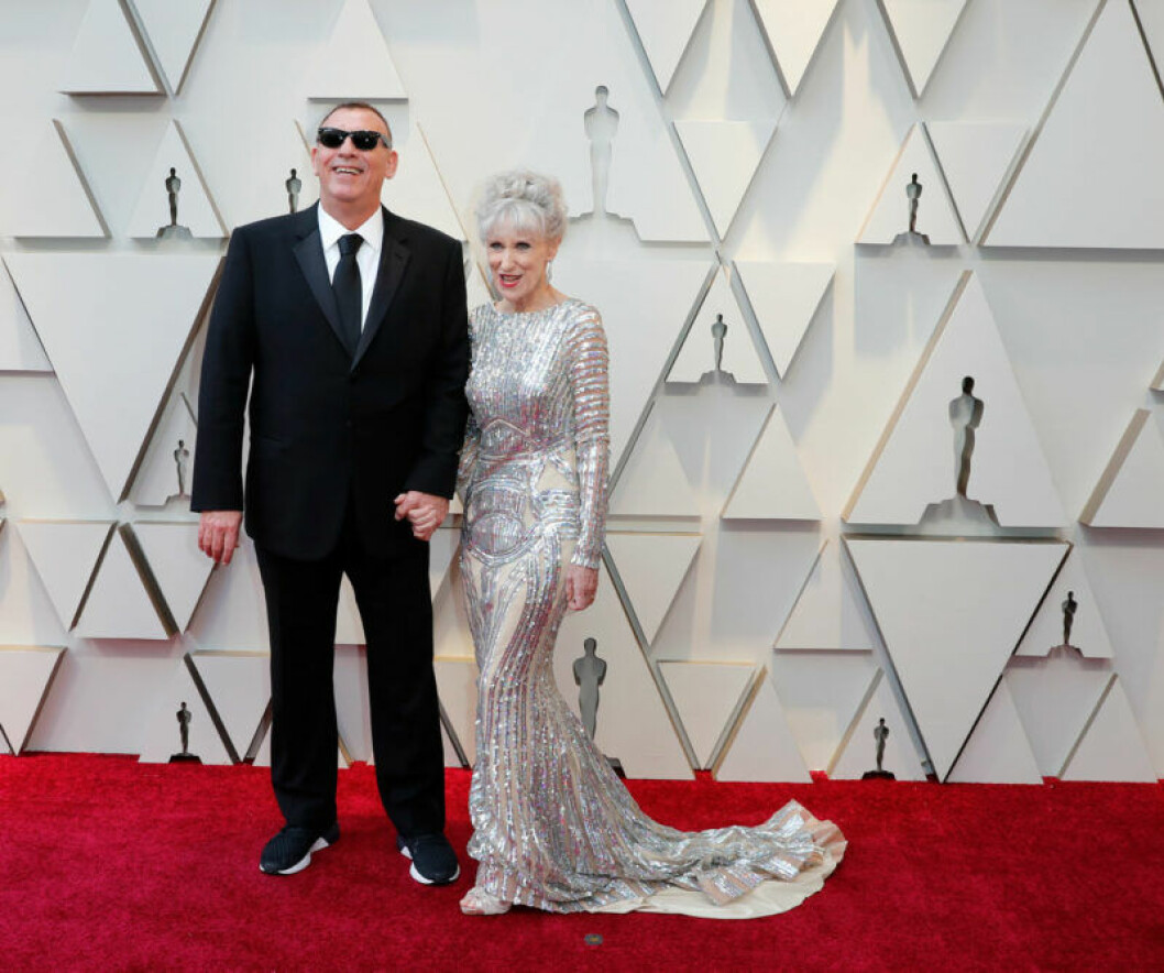 Graham King på Oscarsgalan 2019