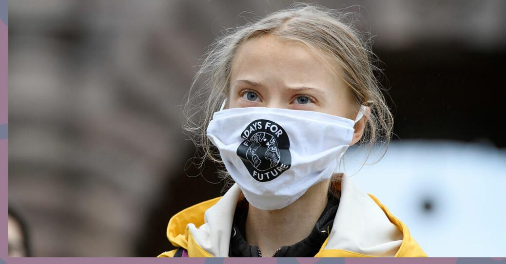 Greta Thunberg blir frimärke – så ser det ut