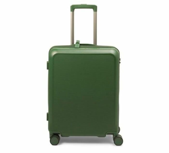 Grön hård kabinväska från a-to-b