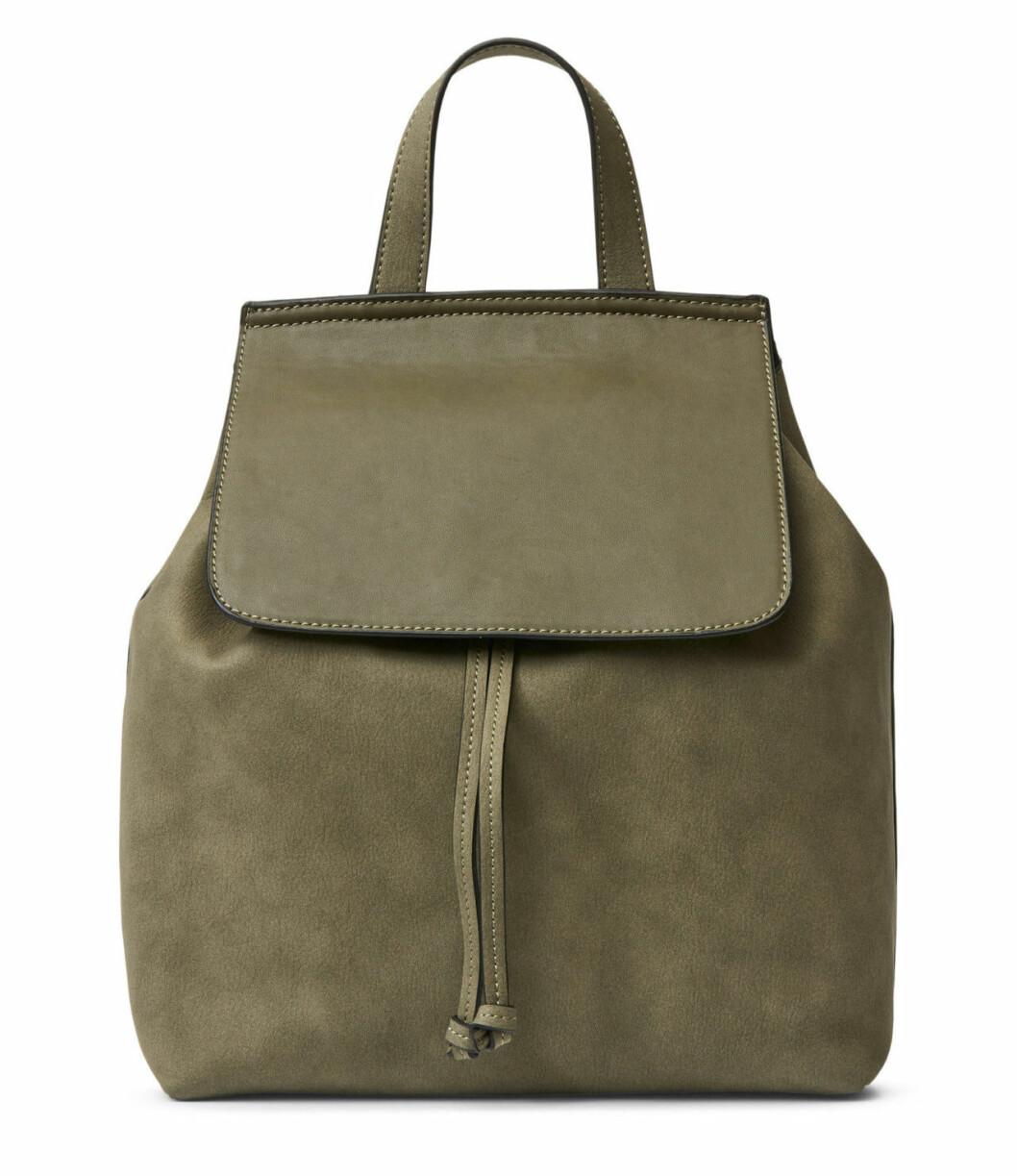 Grön ryggsäck