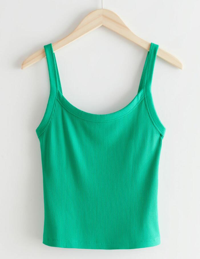klargrönt linne