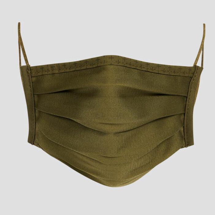 Grönt munskydd från Cubus