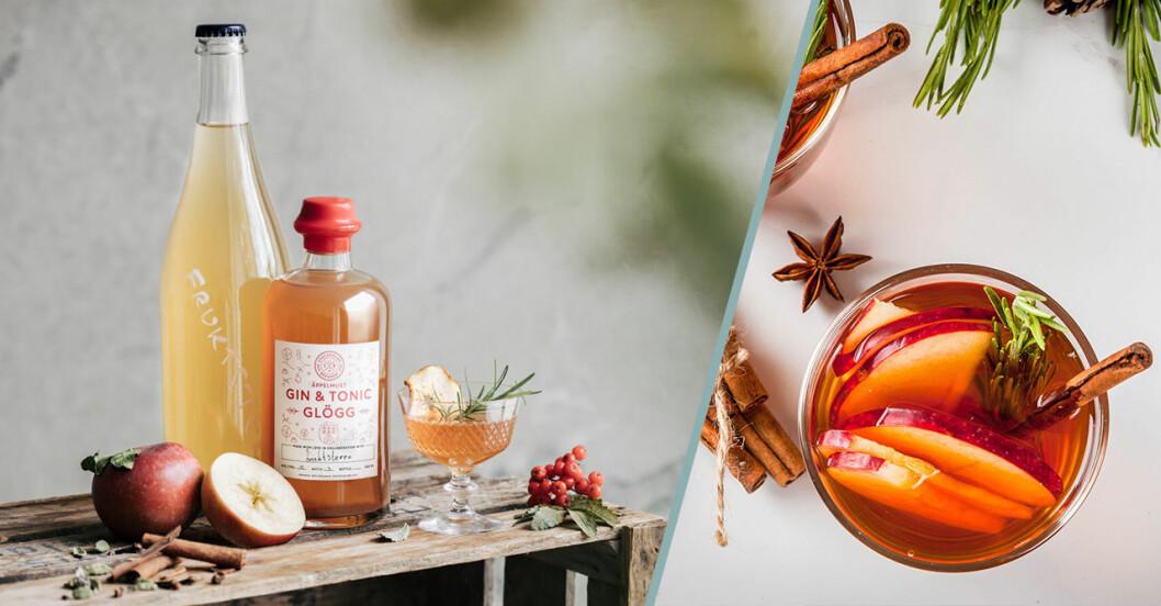 Gin och tonic-glögg från Stockholms Bränneri