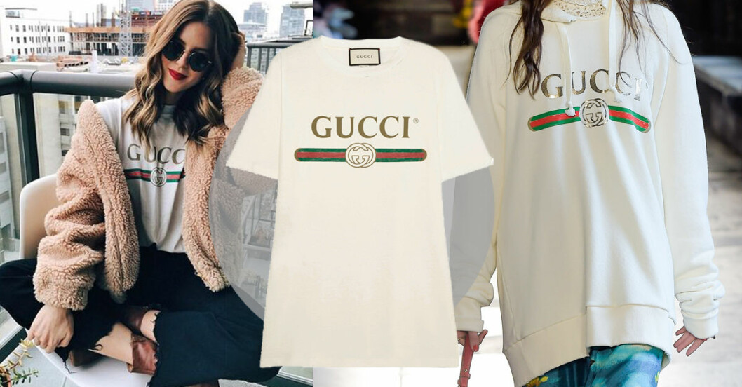 gucci t-shirt köpa kostar