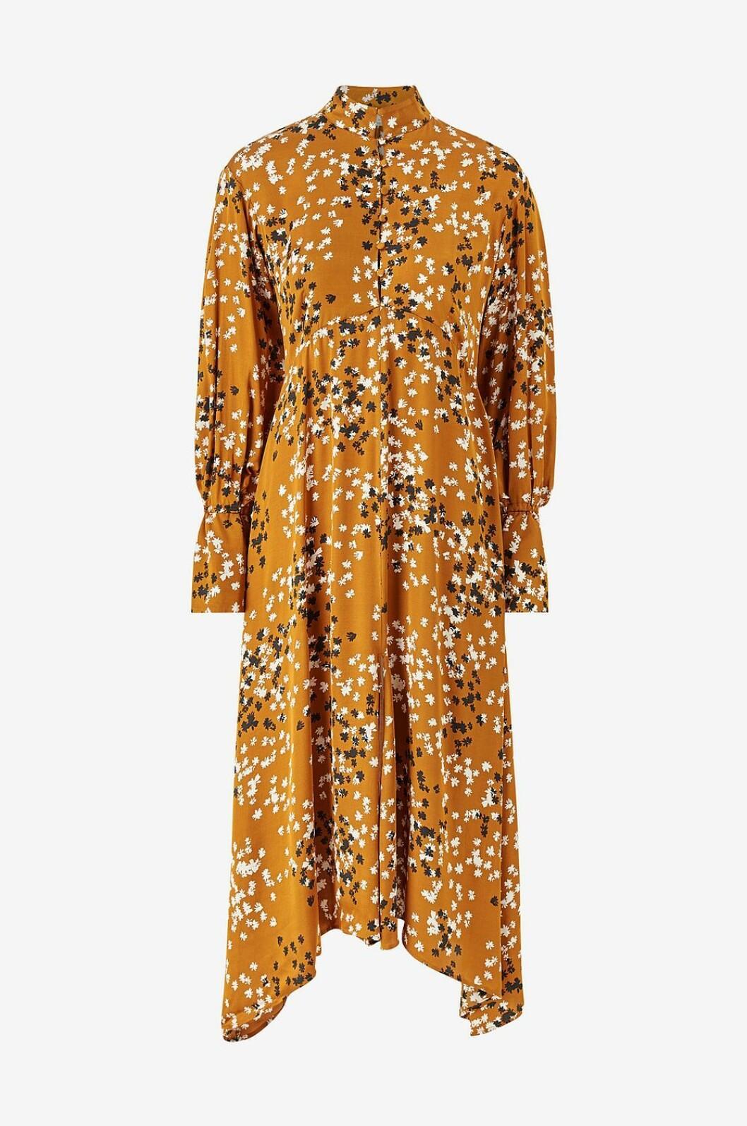 Gul klänning till bröllop 2020 för dam