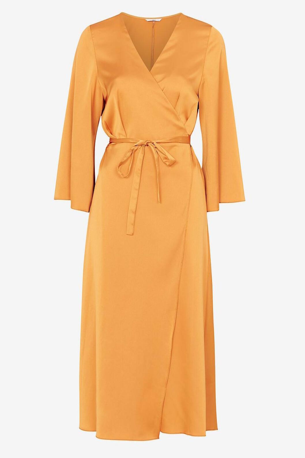 Gul klänning från Ellos