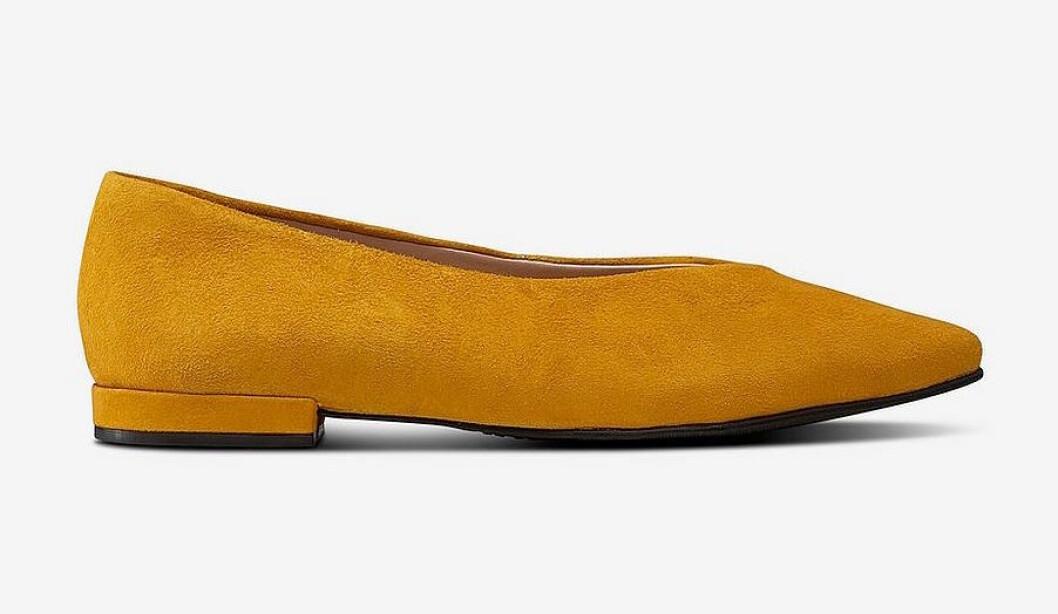 Gula loafers för dam till 2019