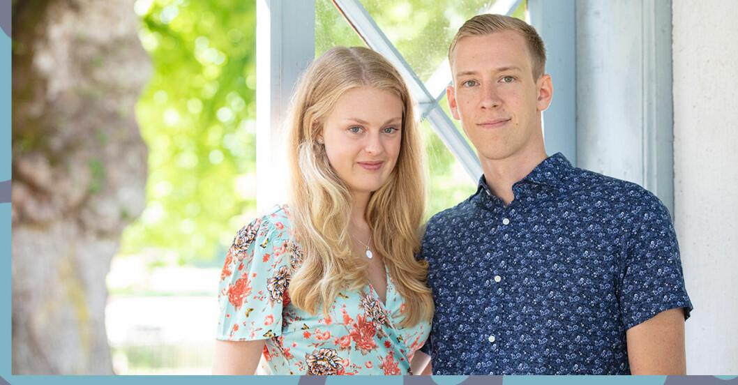 Sofia Lindhe och Anton Pehrson ska gifta sig igen – för kärlekens skull!