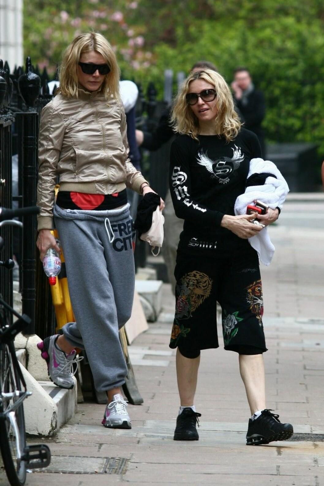 Gwyneth och madonna