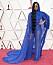 H.E.R i en lila dress inspirerad av Prince