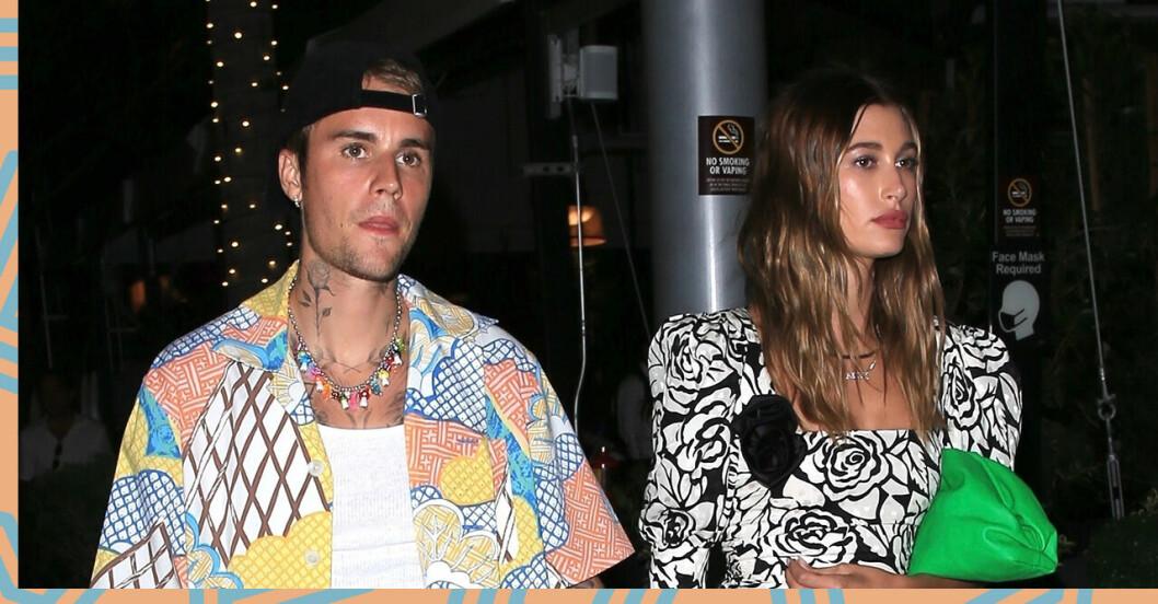 Hailey Bieber om ryktet som säger att Justin behandlar henne illa