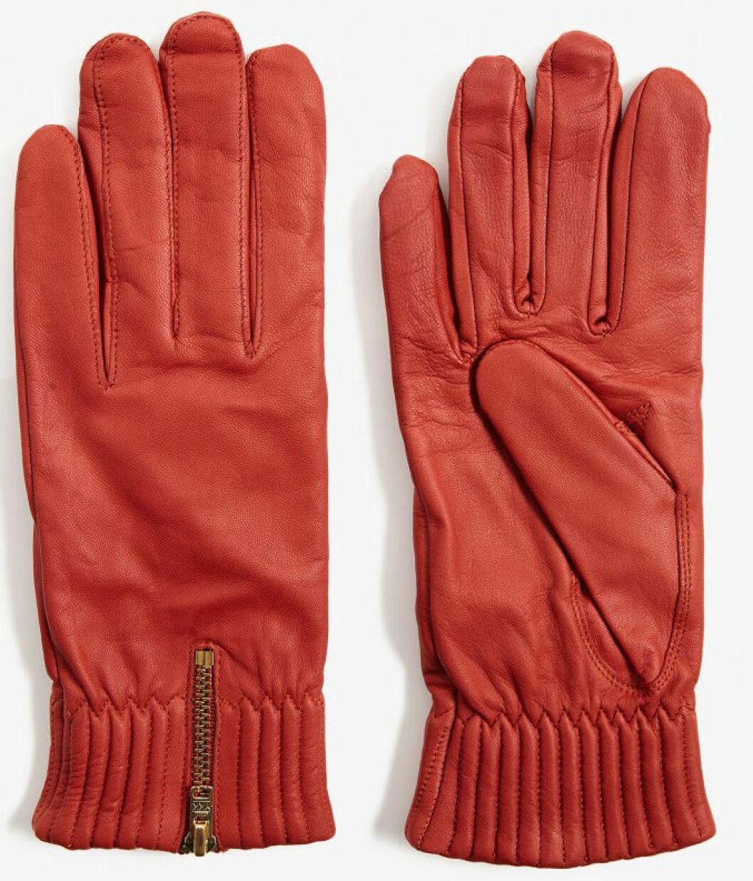 handskar filippa k orange