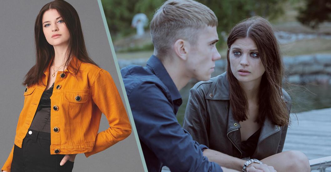 Hanna Ardéhn spelar huvudrollen i Störst av allt på Netflix