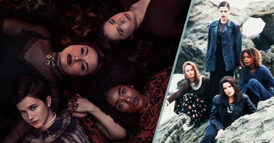 . I nya filmen kommer vi Cailee Spaeny, Gideon Adlon, Lovie Simone och Zoey Luna porträttera tonårshäxorna.