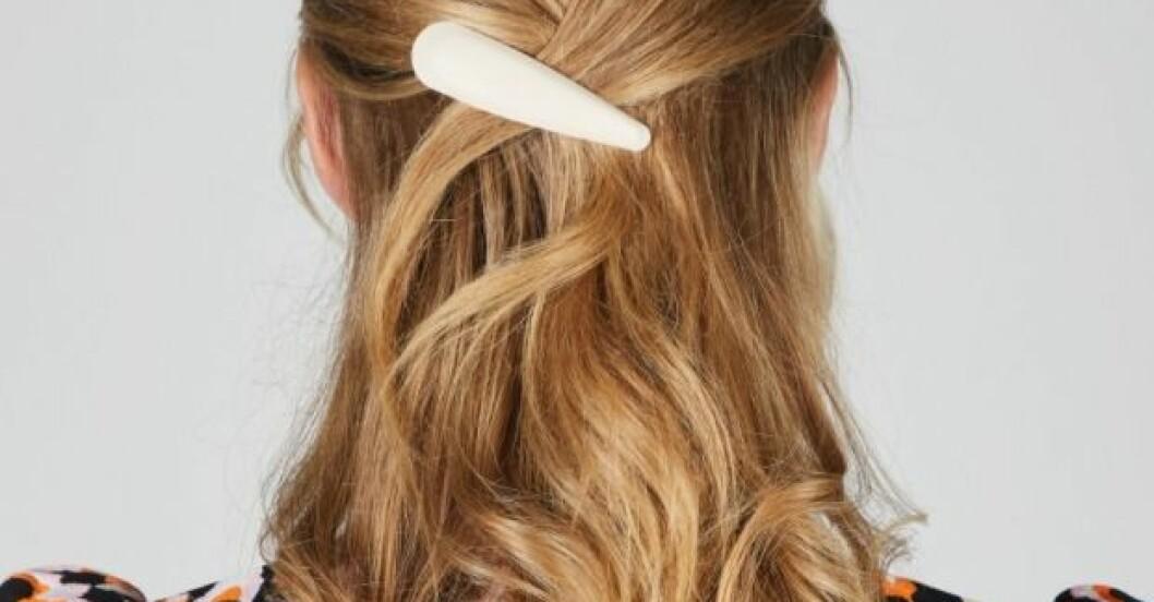 hårklämma corinne