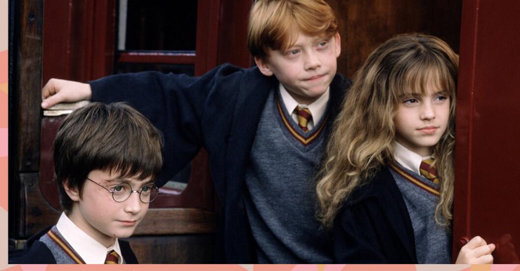 Gänget i Harry Potter