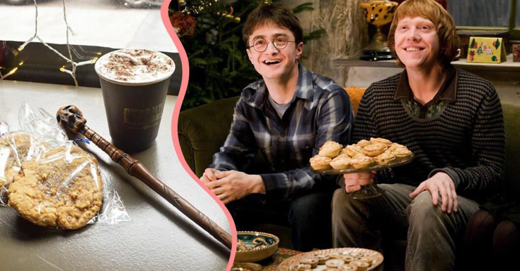 Harry potter-café