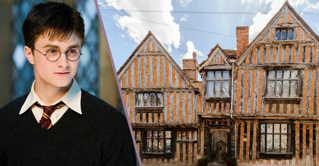 Harry Potter och The De Vere House