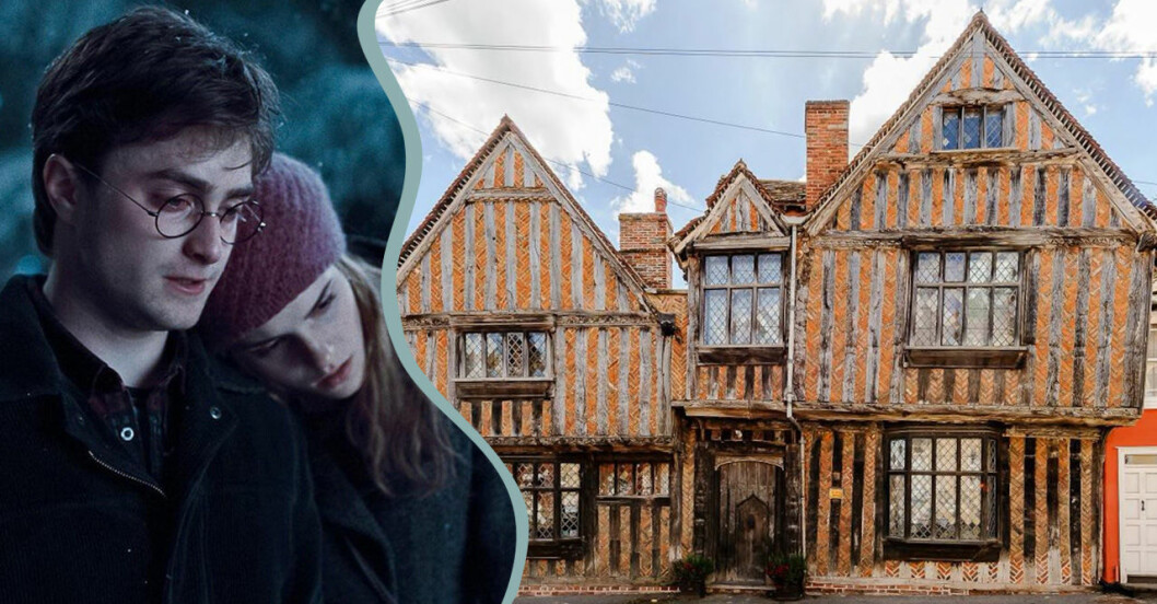 Du kan hyra Harry Potters barndomshus