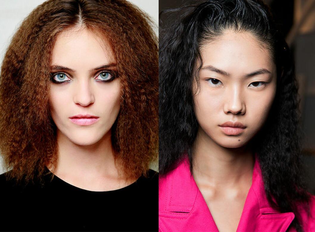 Hårtrender 2019: Våfflat hår