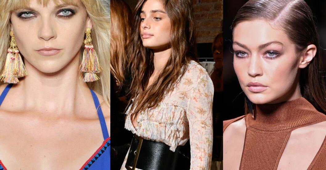trender hår frisyr sommar vår 2017