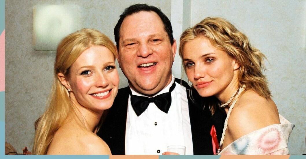 Harvey Weinstein, Gwyneth Palthrow, Cameron Diaz