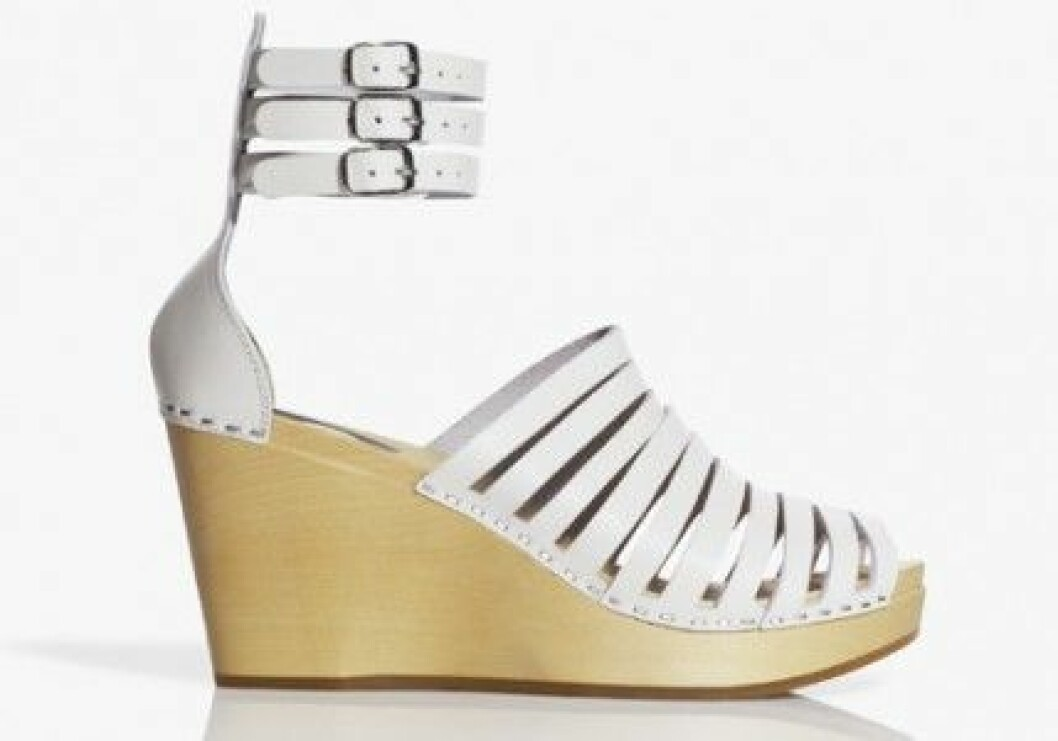 Swedish Hasbeens shoe collection for H&M.