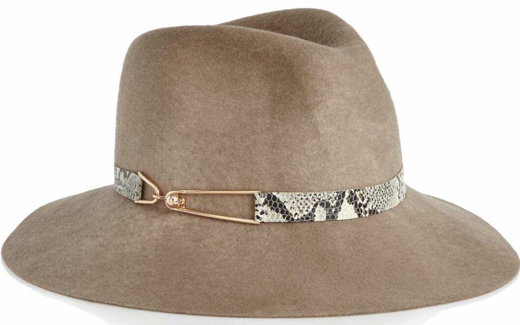 hatt ormskinn