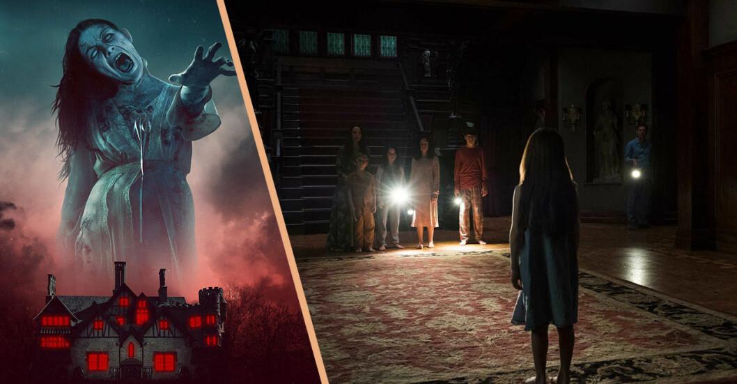 Universal öppnar ett Haunting of Hill House-spökhus