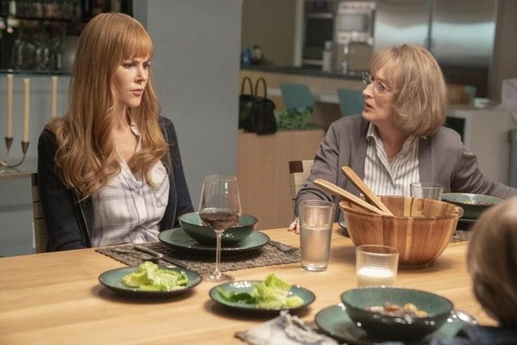 Meryl Streep spelar Perrys mamma i Big Little Lies säsong 2.