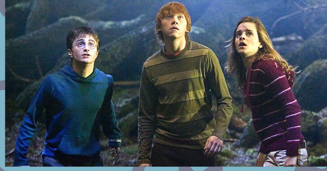 HBO Max arbetar med nya Harry Potter serien.