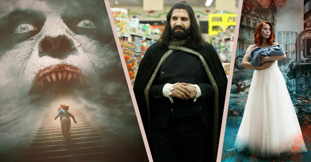 Tre nya serier på HBO i mars 2019.