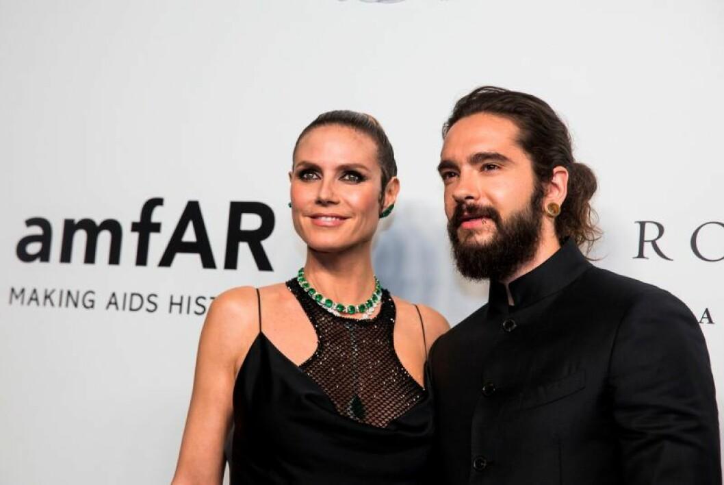 Åldersskillnad mellan Heidi Klum och Tom Kaulitz