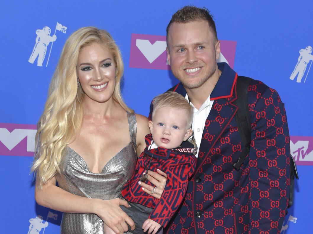 The Hills MTV: Heidi och Spencer Pratt