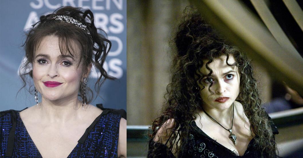 Helena Bonham Carter i Harry Potter