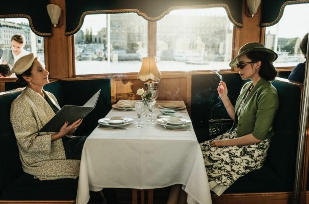 Nina och Helga