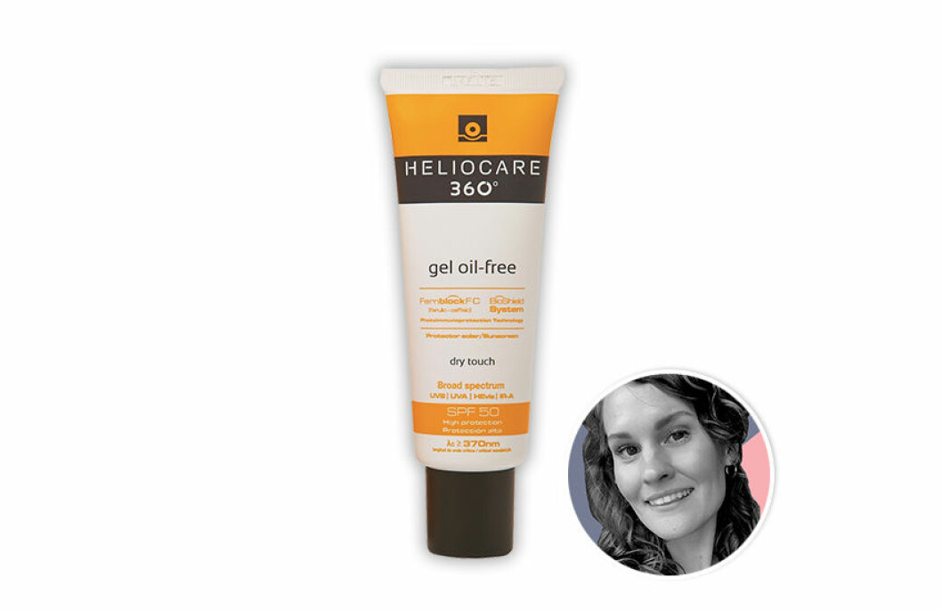 Heliocare 360° oil-free gel SPF50